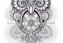 Tattoo: Bird's