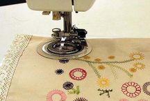 Flower Stitch Foot