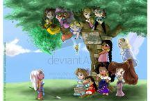 Disney/Pixar/dreamwork