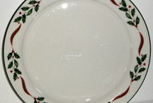Holiday China Patterns / by Classic Replacements