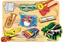 Sound puzzles / by Educational Toys Planet