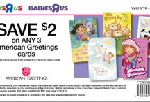 New Coupons/ Kids, Food & More!