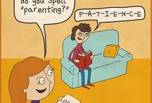 Funny Parenting Comics / by Sarah Withey