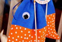 Goldfish Party / by Wacky Kracker