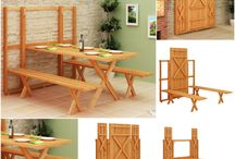 Things to Make / Furniture - outdoors