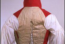 1790s waistcoats and jackets