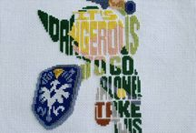 Cool Cross Stitch
