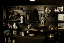 Collectables display