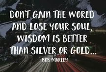 word of Bob Marley