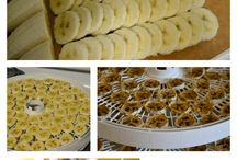 Dehydrating madness! / I'm planning on getting my money's worth out of that food dehydrator / by Amy Smith