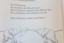 Thema Zootiere