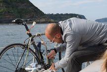 CyclingandSailing / La vela e la bicicletta...due modi per vedere posti nuovi e goderseli in modo del tutto naturali....