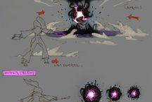 poteri/esplosioni