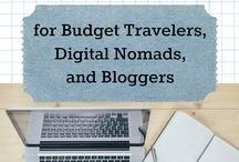 Travel Resources / by Eat Train Xplore