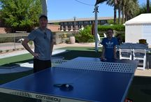 Outdoor ping pong tables / the best outdoor ping pong tables from Cornilleau, Killerspin, Butterfly, JOOLA, and Stiga