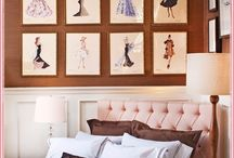 Little Girl's Room / Chic spaces for little ladies