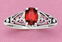 Rings and Garnets