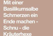 Kräuterhexe-Heilmittel