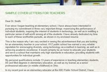Sample Cover Letters for Teachers / Why people are looking for Cover Letters for Teachers? It is a first document that is submitted to the recruiter for the post which they want to choose their perfect candidate. So you must have an impressive cover letter for teacher. Sample available here http://www.samplecoverletters.net/sample-cover-letters-for-teachers/