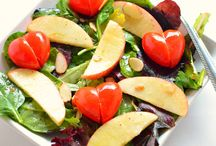 Salads/ Salsa / Healthy Salads and salsa
