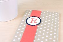 Papercrafting, gift ideas