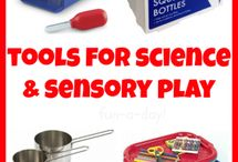 Science & Sensory: Developing Successful Children through Science