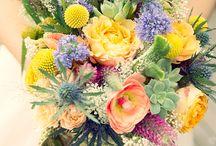 カラフル お花