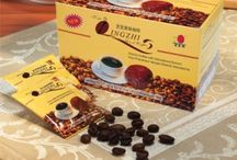 Ganoderma Coffee and Tea / The best wellness coffee products with Ganoderma mushroom