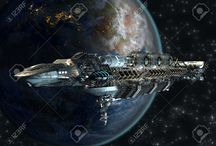 SciFi Space Station Ideas