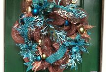 ♡CHRISTMAS TURQUOISE♡ / by JULIE 💜 CHEROKEE💖GYPSY