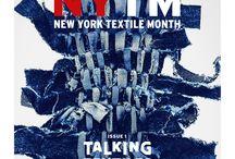 NYTM_TALENT! / NEW YORK TEXTILE MONTH Politecnico Bari, Italy TALENT!  Thu, Sep 1, 2016 16:00   Sun, Sep 18, 2016 17:00 Governor's Island, New York