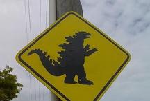Godzilla / by Anna Wiedoff