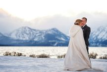 Tahoe Winter Weddings / Create cherished memories to last a lifetime in the stunning alpine setting at the Hyatt Regency Lake Tahoe Resort, Spa and Casino. You have a love to be celebrated and we have a commitment to help you translate your vision into the day of your dreams. / by Hyatt Regency Lake Tahoe