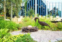 Istutukset/Garden / Helsingin hauskimmassa kaupunginosassa pääset nauttimaan kauniista istutuksista ja vehreistä puistomaisemista