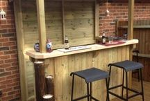 Backyard Wine Bar Ideas / Thinking of building a DIY wine bar for your backyard? Or creating a fun outdoor wine bar space? Then, this board has got all of your inspiration!