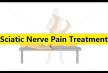 Sciatica Pain Treatment / Natural Sciatica Pain Treatment