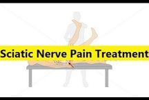 Sciatica Pain Treatment / Natural Sciatica Pain Treatment