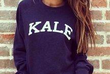 Kale Clothing