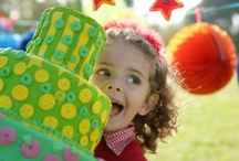 Party Time! / From end-of-year celebrations to birthday bashes, use these tips to throw a fun kid-friendly party your child will love!