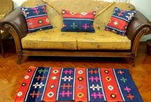 Kilim&Pillow / You will not see anywhere else rugs and pillows here.