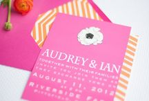 Wedding invitations / Wedding invites