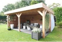 zahradny domcek