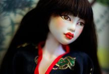 BJD doll (doll made by me) / BJD dolls (doll made by me)
