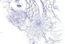 Tattoo inspiration / by Virginia Naveira