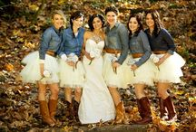 wedding ideas / by Desirei Mack-Cook