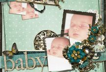 Scrapbooking Pages and Layouts