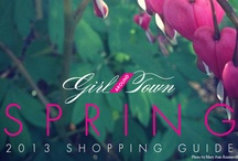 Spring Shopping Guide 2013