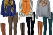 Fashionable for Fall / by Olga Romeo