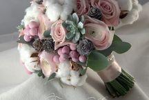 Букеты свадьба