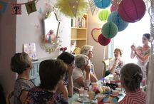 Craft hen parties in London / Some of the beautiful locations where we are able to host our craft workshops http://makedomenders.co.uk/party/craft-hen-parties-london/